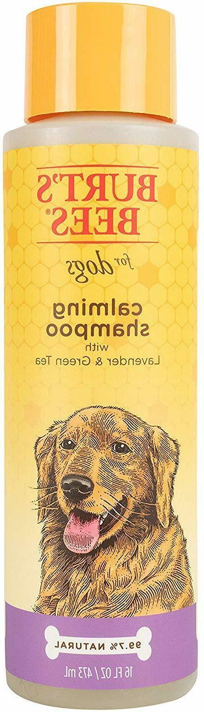 natural pet shampoo dog conditioner puppies lavender