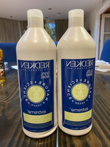 Redken Science Sulfate Free Shampoo Conditioner