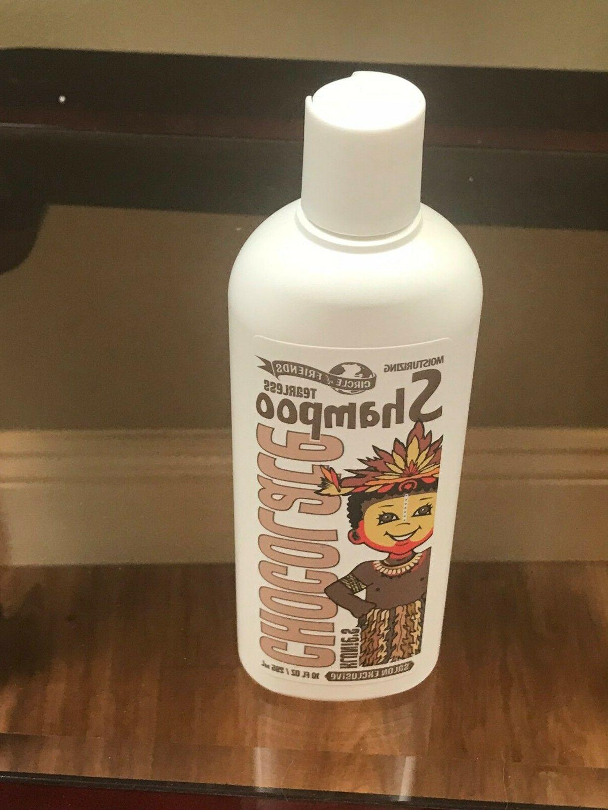 new klunie s chocolate tearless gentle shampoo