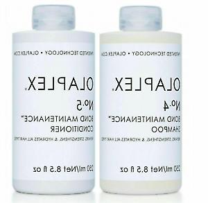 Olaplex and No.5 Shampoo Duo oz Authentic