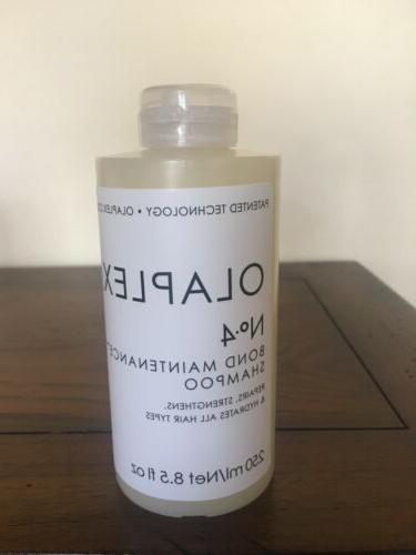 no 4 bond maintenance shampoo 8 5