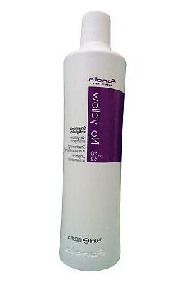 no yellow shampoo 11 8 oz