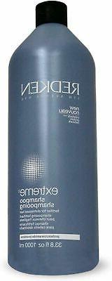 Extreme Shampoo by Redken for Unisex - 33.8 oz Shampoo