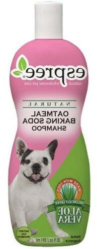 Espree Oatmeal Baking Soda Shampoo, 20 oz