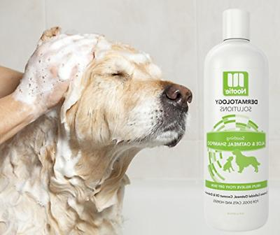 Oatmeal Dog Shampoo with Soothing by Nootie - for Pets
