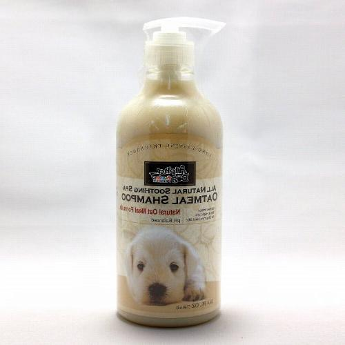 Alpha Dog Series Oatmeal formula Shampoo