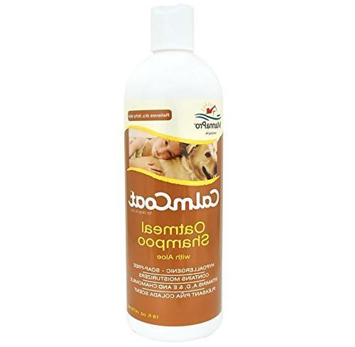 Calm Coat Oatmeal with Aloe oz