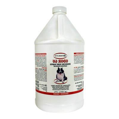 odor go deodorizing skunk shampoo 1 gallon