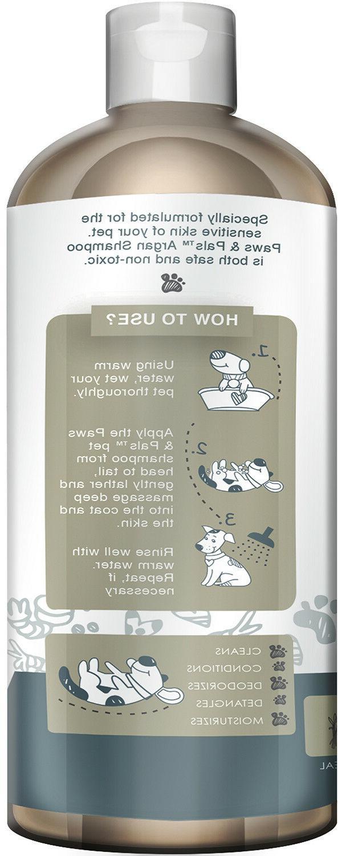 Pet Argan Conditioner for Dog Tearless Moisturizing Bath-20