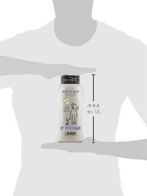 Wahl Calming Shampoo Detangles,