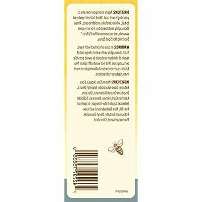 Pet For Dogs Natural Skin Soothing With Honey 16 Oz
