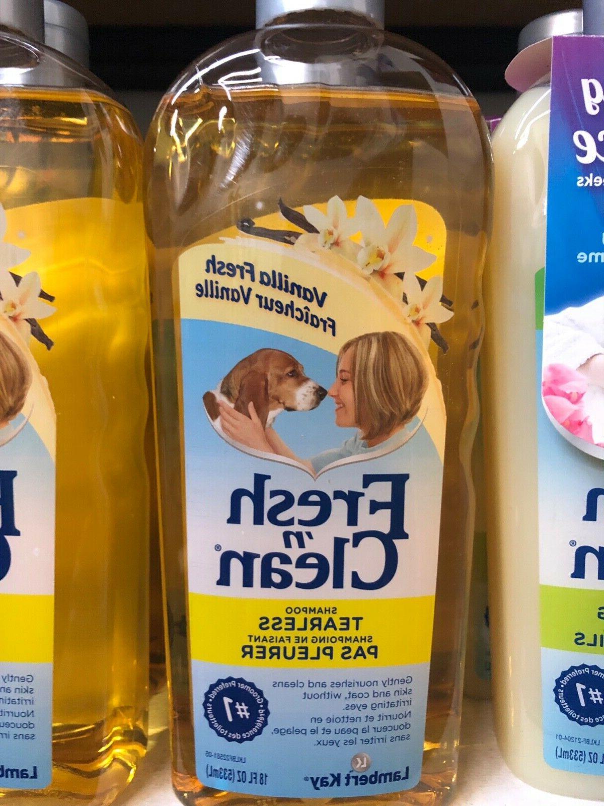 pet supplies shampoo