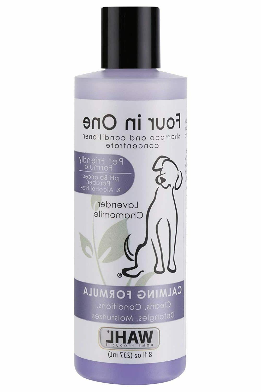 Pet Wahl in Shampoo 237ml Dog free shipping