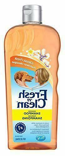 Lambert Kay Fresh'n Clean Scented Dog Shampoo, 18 oz