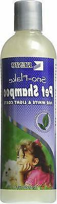 Kenic SNO-Flake Pet Shampoo, 17-Ounce