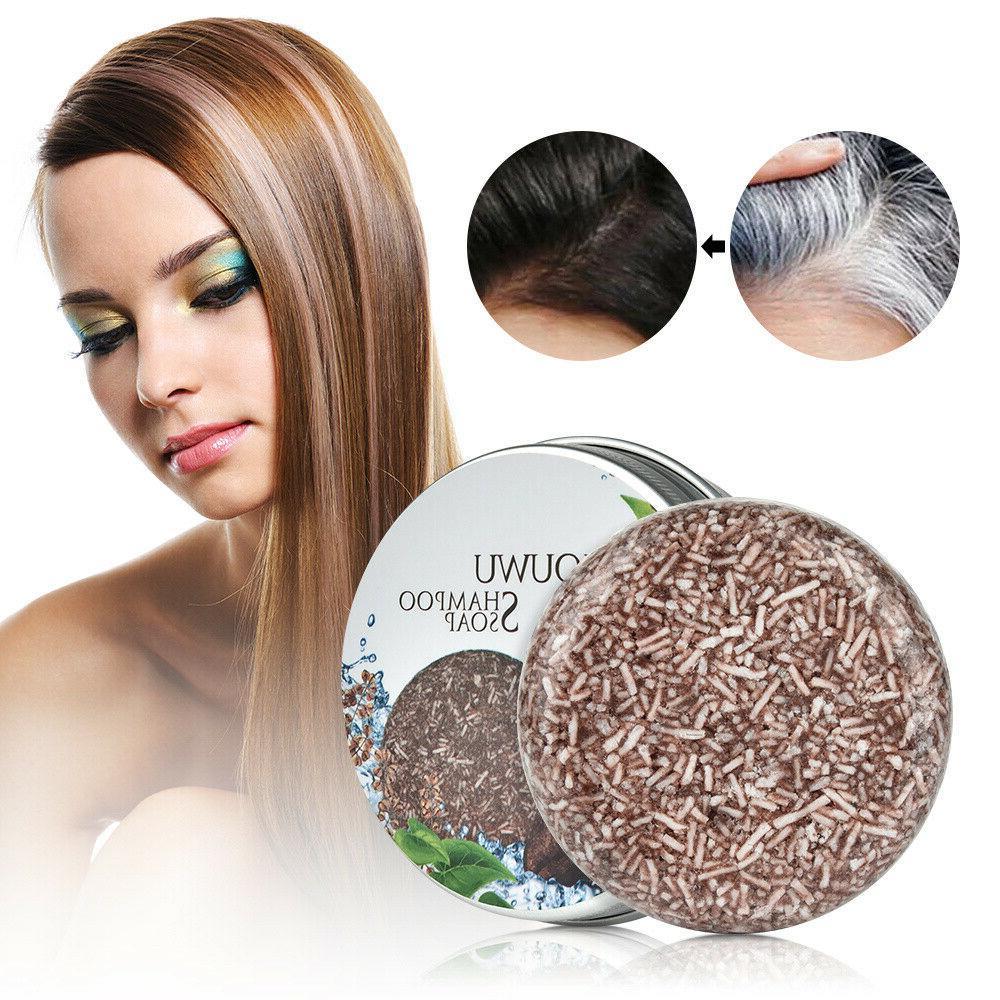 Soap Hair Darkening Bar Organic Conditioner