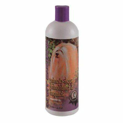 super cleaning conditioning pet shampoo