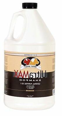 ultramax pet shampoo