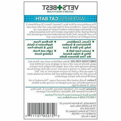 Vet's No-Rinse Waterless Formula,