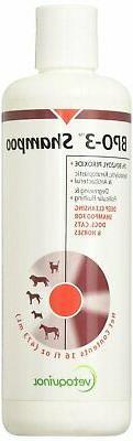 vetoquinol bpo 3 shampoo