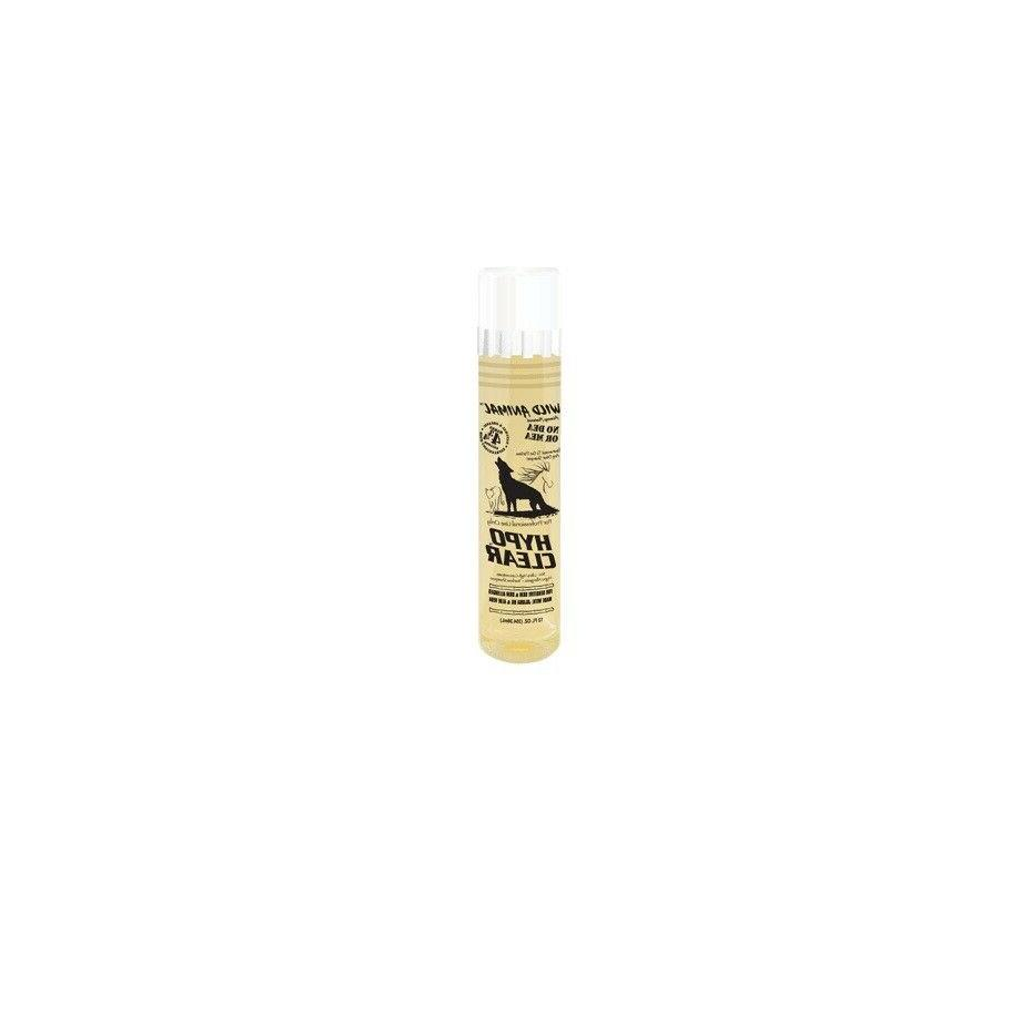 wild animal hypo clear shampoo hypoallergenic highly