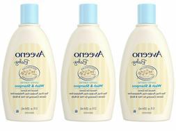 Aveeno Baby Lightly Scented Wash & Shampoo 12 Fl.Oz.