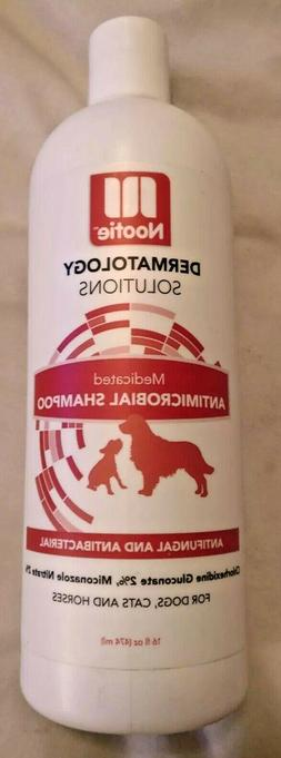Medicated Dog Shampoo Antifungal And  Antibacterial *NEW SEA