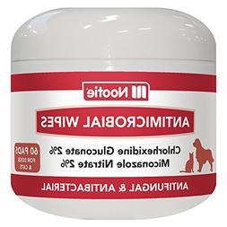 ❶ Medicated Dog Wipes - Antifungal Wipes - Antibacterial W