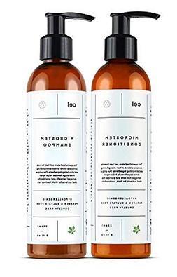 CEL MD Microstem Thickening Biotin and Arginine Shampoo & Co
