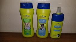 FURminator My FURst Waterless or Gentle for Puppies or Deodo