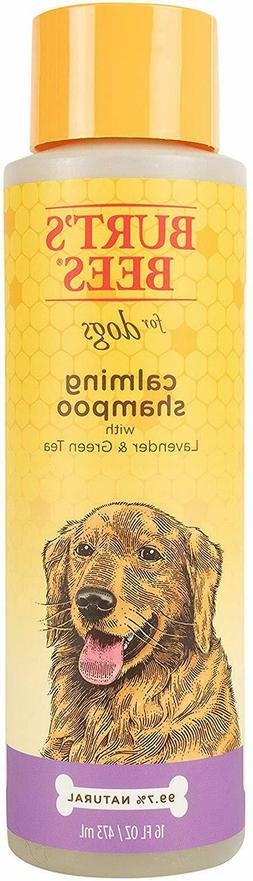 Natural Pet Shampoo Dog Conditioner Puppies Lavender Tear Fr