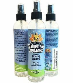Bodhi Dog Non-Toxic Waterless Dog Shampoo, 8oz  - Lemongrass