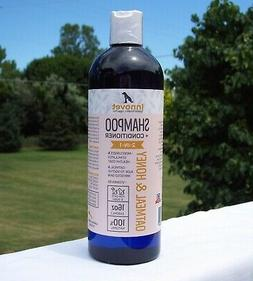 oatmeal and honey all natural shampoo plus
