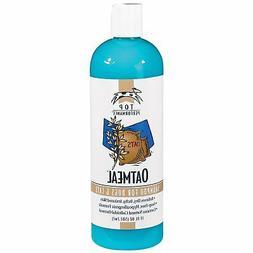 Top Performance Oatmeal Dog Shampoo and Cat Shampoo, 17 Oz.
