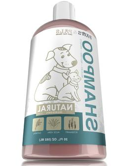 Natural Oatmeal Dog-Shampoo and Conditioner - 20oz Medicated