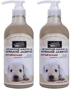 Alpha Dog Series Oatmeal Formula Shampoo