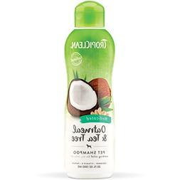Tropiclean Oxy Med Shampoo Oatmeal -- 20 fl oz