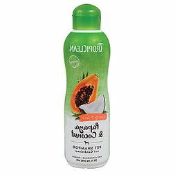 papaya plus dog shampoo