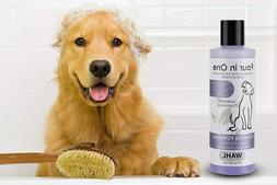 pet supplies wahl four in one shampoo