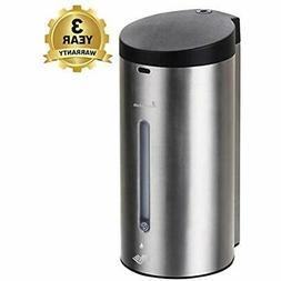 Premium Countertop Soap Dispensers Automatic Touchless &amp