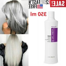 Shampoo 350ml Fanola No Yellow Ideal For Grey Silver Lighten