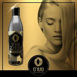 PURPLE OURO TONING SHAMPOO FOR BLONDE & SILVER HAIR 8.45oz/S