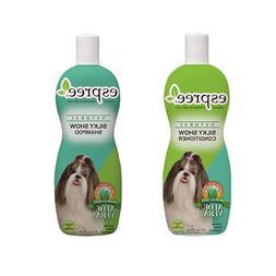 Espree Silky Show Shampoo & Conditioner Dog Wash Pet Groomin