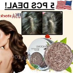 Soap Hair Darkening Shampoo Bar 100% Natural Organic Conditi