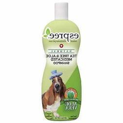 tea tree aloe medicated shampoo