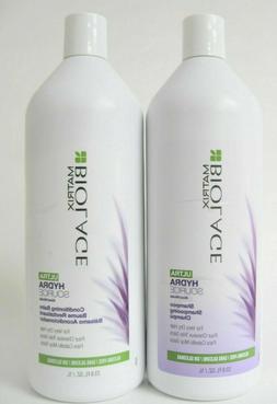 Matrix Biolage Ultra Hydra Source Shampoo & Conditioning Bal