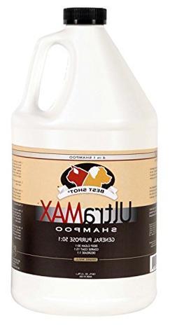 Best Shot UltraMax Pro Pet Shampoo