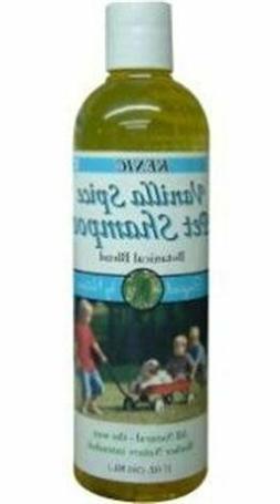 KENIC Vanilla Spice Pet Shampoo 16 0z