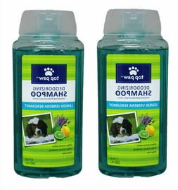 Top Paw, Lemon Verbena Bergamot Super Deodorizing Dog Shampo