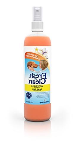 Fresh N Clean Waterless Shampoo, 12 oz
